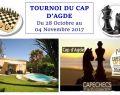 Accompagnement au tournoi du cap d'Agde