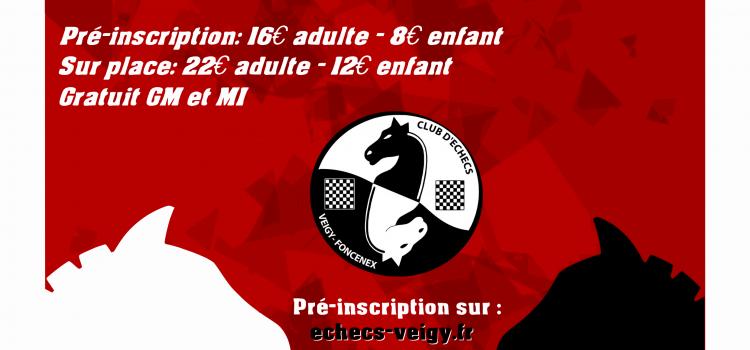 5ème Rapide de Veigy-Foncenex – 24 juin.